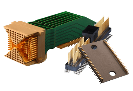 Interconnect Manufacturing - Specialty board-to-board connectors