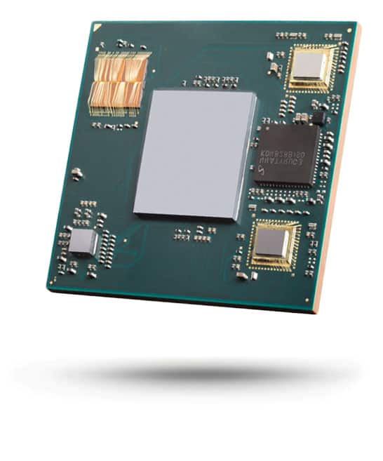 SiP - System in Package Microelectronics