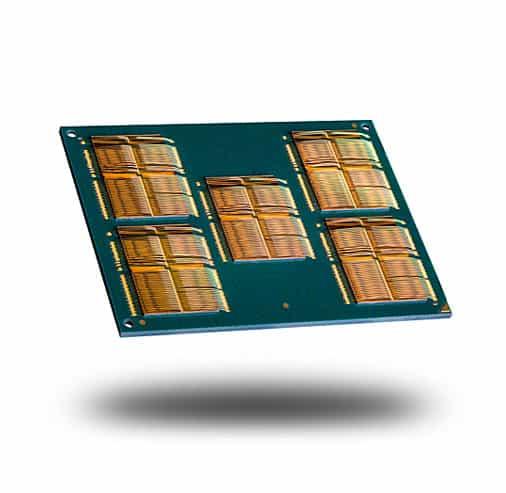 High Density Memory Module