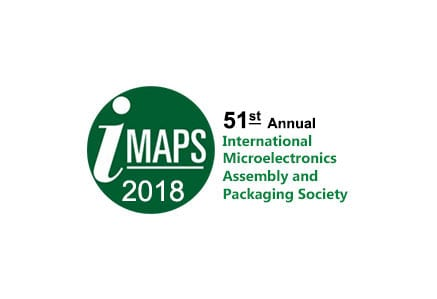 IMAPS 2018 - International Microelectronics Assembly and Packaging Society